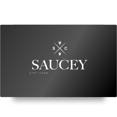 Saucey Gift Card
